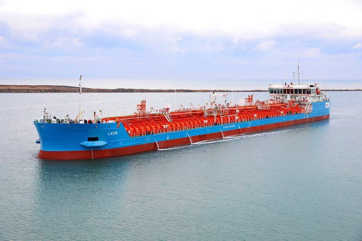 Пятый танкер с азербайджанской нефтью для Беларуси прибыл в Одессу