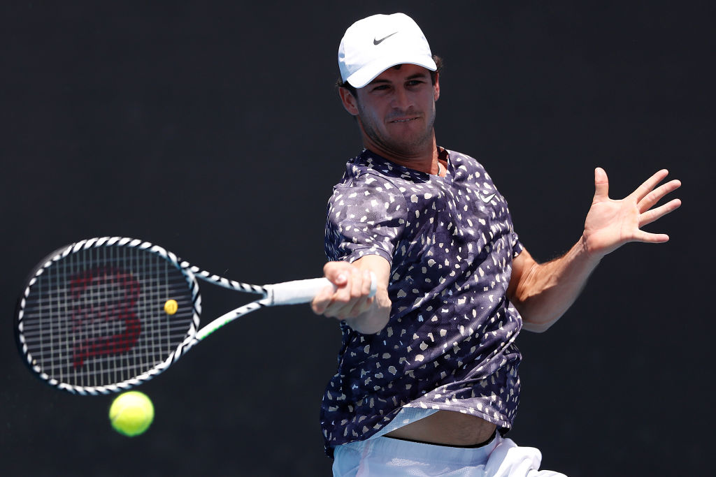 Match highlights 🍿  A mammoth 68 winners were struck during @TommyPaul1's victory over Leonardo Mayer.  Click to watch 👉 http://bit.ly/2THOrkx  #AusOpen   #AO2020