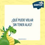 Image for the Tweet beginning: ¿Te sabes el acertijo de