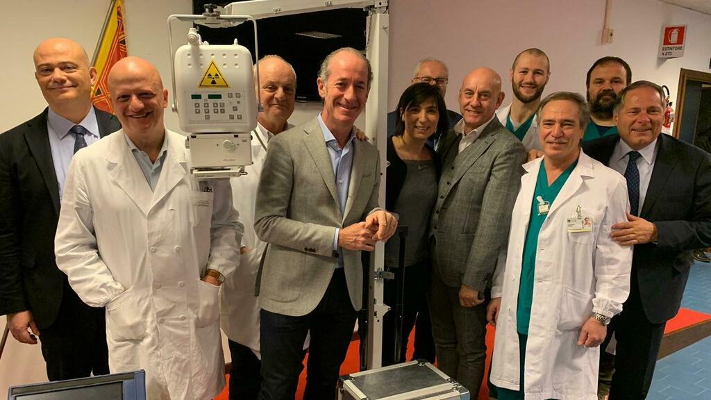 Da febbraio 2020 a Treviso le radiografie si fanno...