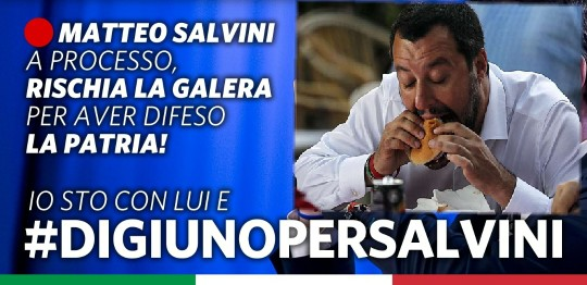 #digiunopersalvini