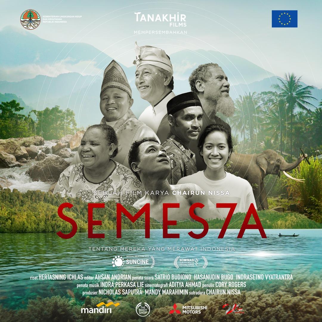 Sebuah film dokumenter yang berkisah tentang 7 sosok di 7 provinsi Indonesia yang punya cara sendiri untuk merawat lingkungan. Film ini mengajarkan dengan memulai dari hal-hal kecil bisa memberikan dampak positif untuk alam kita ini.