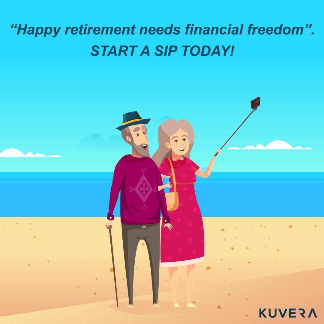 Plan your retirement goals in just 10 sec on kuvera.⠀⠀⠀⠀⠀ ⠀⠀⠀⠀ .⠀⠀⠀⠀⠀ .⠀⠀⠀⠀⠀ .⠀⠀⠀⠀⠀ #kuvera #Mutualfundsahihai #investment #Money #investing #dreams #goalsinlife #planning #finance #moneysmarts #moneysaver #moneymotivated