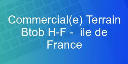 Aidez Chateaud'eau à recruter un Commercial(e) Terrain Btob H/F -  ile de France sur Hunteed #rh #recrutement http://bit.ly/2GaPoty'eaupic.twitter.com/0ZaLFjjw31