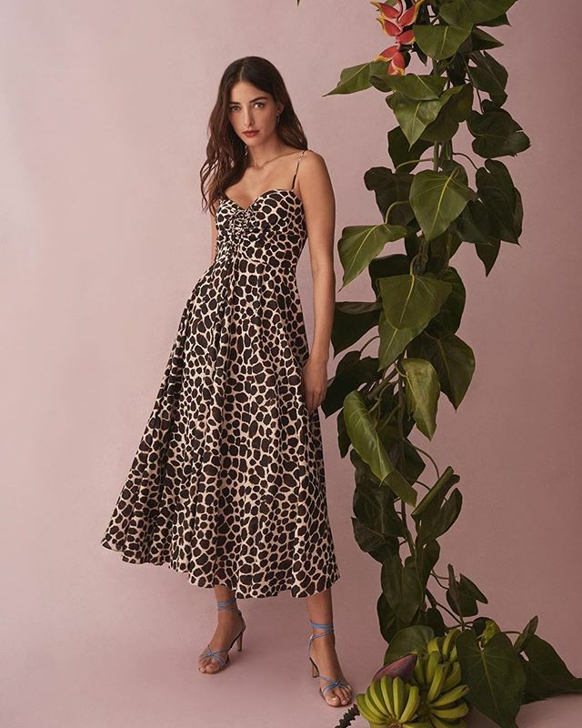 Trunk show happening at @modaoperandi  go to link in bio and shoplist ・・・ Leopard is our neutral  Preorder the #maidstonedress on @modaoperandi #linkinbio #caracaranyc @caracara_nyc #goodvibes #goodgirls #kikidune #dress #dresstokill #dresstoimpress… https://ift.tt/3aqUlMS pic.twitter.com/NIsEw6ibAk