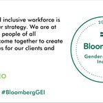 CBRE earns place in 2020 Bloomberg Gender-Equality Index #BloombergGEI https://t.co/xIoNNqR3IM