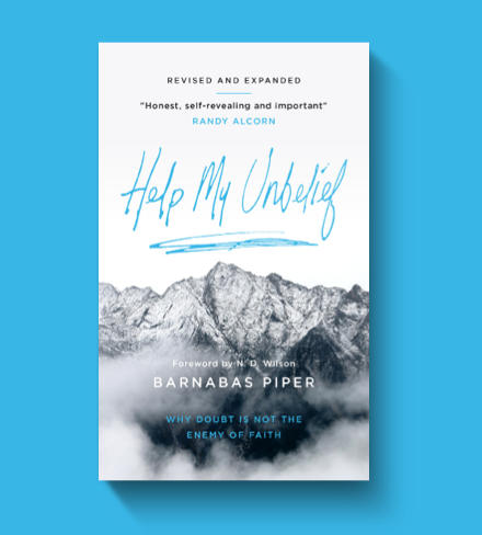 In this book, @BarnabasPiper unpacks what faith really means. He shows how embracing doubts and questions can help us to get to know God better, and he encourages us to trust God in our everyday lives, even when we dont understand everything about him. thegoodbook.com/help-my-unbeli…