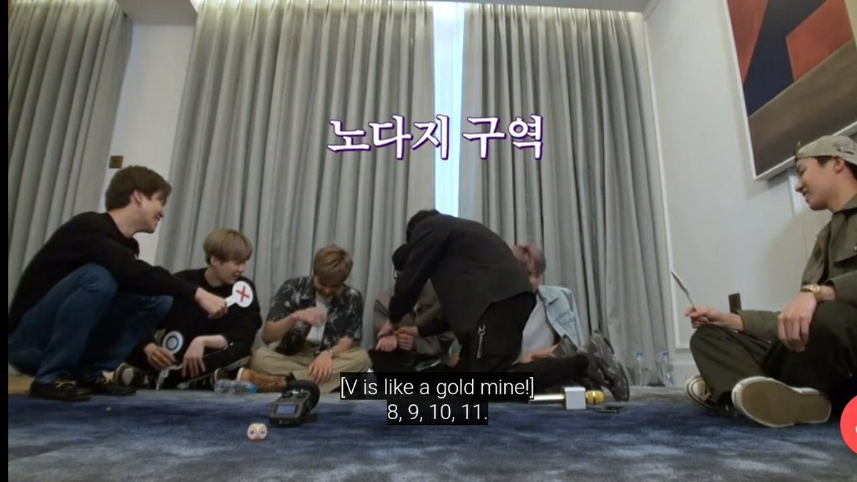 Taehyung is like a gold mine <br>http://pic.twitter.com/V9Vv38eT6L