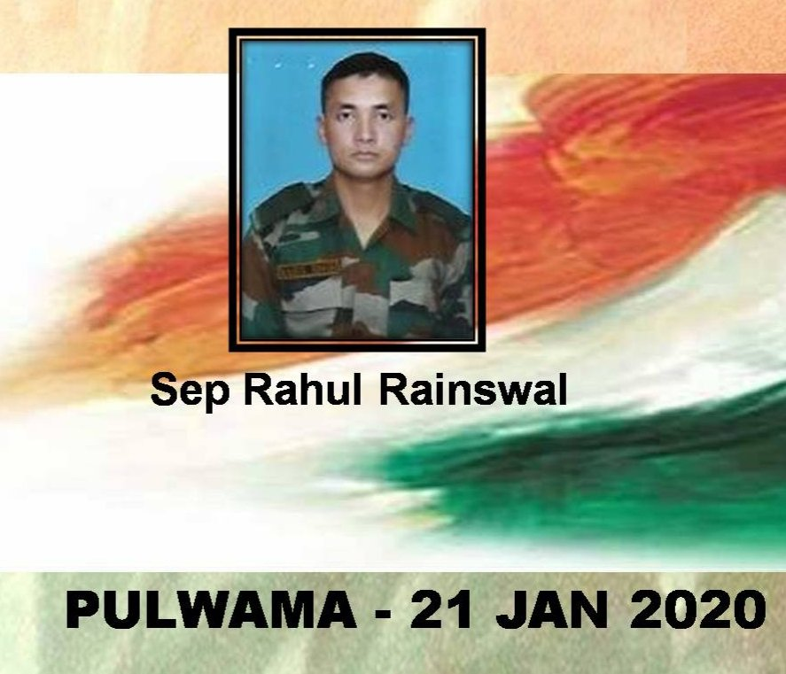 Int'l Rpt _ #Kashmir/Palwama Encounter  _ On today, Sep Rahul has been lost his life during encounter with Kashmiri freedom fighters in Palwama. <br>http://pic.twitter.com/1wnqnXA9Wq