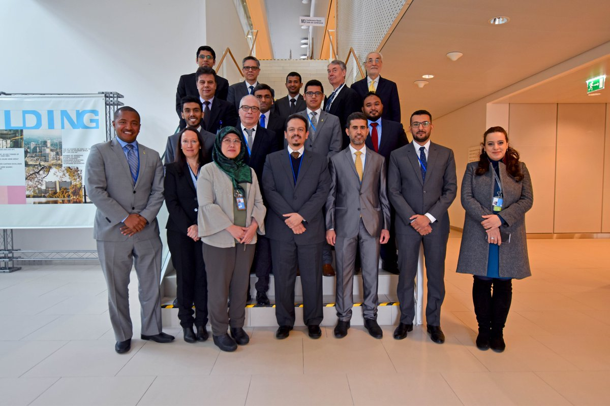 #Nuclearpower provides 10% of the world's #electricity today. This week, hoping to tap into that potential source of power, counterparts from @KSAembassyAT met @iaeaorg experts to support #SaudiArabia's development of a nuclear power programme, using the Integrated Work Plan.