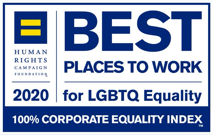 Xylem has earned 100% on @HRC 's 2020 Corporate Equality Index for LGBTQ-inclusive workplace policies and practices! Thanks to our growing LGBT+ and A...