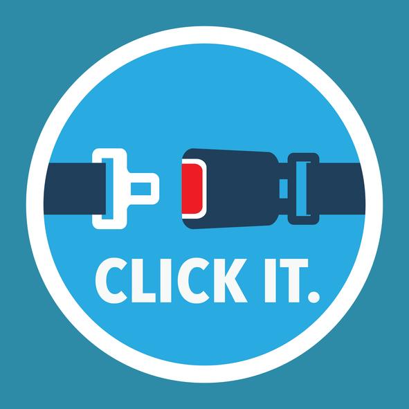 It's simple, easy, and life-saving. #BuckleUpAmerica