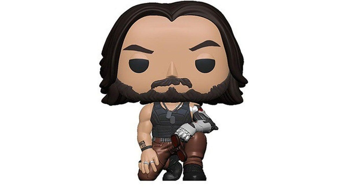 Cyberpunk 2077's first Funko Pops have been revealed, with multiple variations of Keanu Reeves' Johnny Silverhands among them.  http:// bit.ly/37qUqhu    <br>http://pic.twitter.com/wbki8WfYL9
