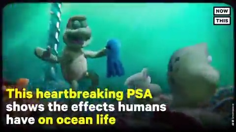 Watch this heartbreaking PSA about the impact of humans on ocean life 02 #FBR