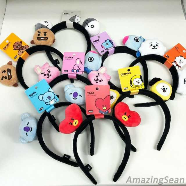 ✈️BTS TOUR COMING GA✈️  BT21 HEADBAND  ⭕To participate  ✅RT & like this tweet. ✅Follow me. ✅TAG FRIENDS  🏆1 winner  🌍WW🌎  🕓 ends the 3rd of February🕒  💜Goodluck💜