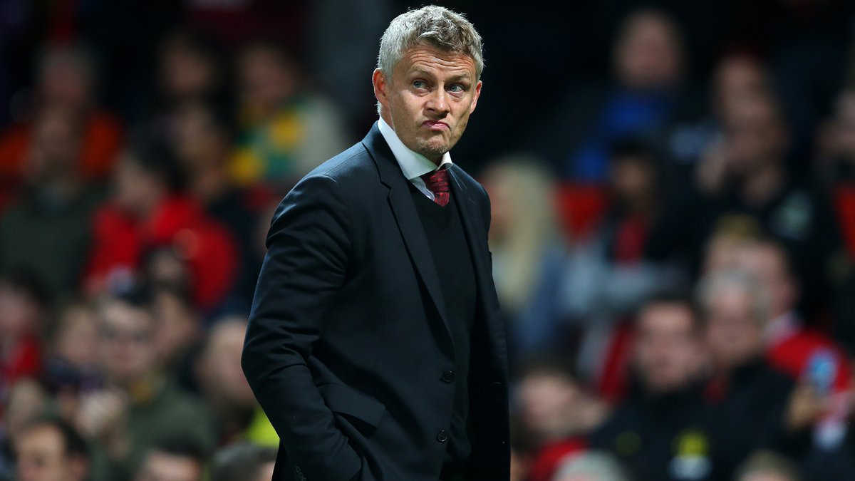 Solskjaer on Gary Neville calling for Woodward sacking: For me now, weve lost to Liverpool, a team that you all say are fantastic and weve been in the game until the last kick of the ball. And for me thats strides forward. #MUFC