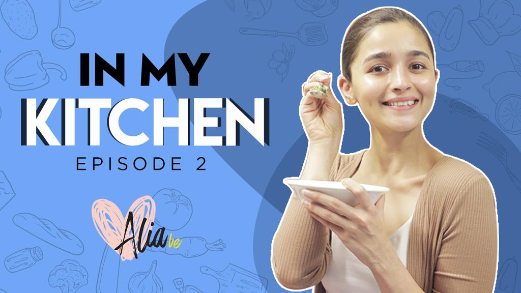 I am donning my chefs hat again, guys👩🍳 New video up on my @YouTube channel. This time Dilip and Carol teach me something a little more tough. #AliaBe Click to watch the full video --> youtube.com/watch?v=cWa_7M…