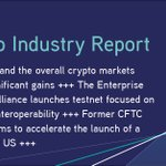 Image for the Tweet beginning: The @EntEthAlliance launches #testnet focusing