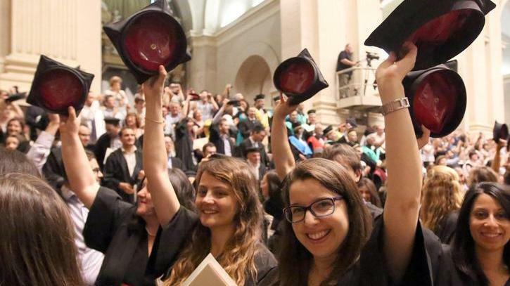 Medicina a Treviso al via con 50 studenti, A pieno...