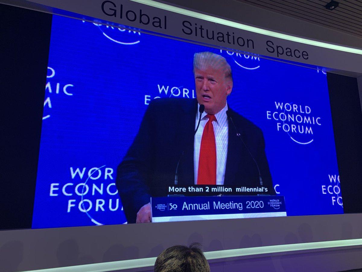 #WEF2020