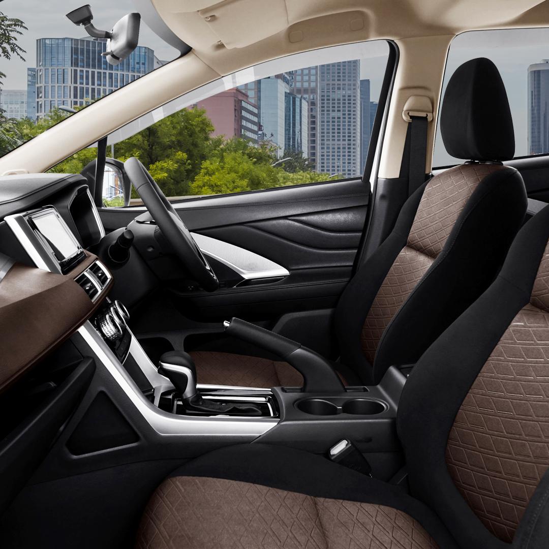 Mitsubishi Xpander Cross provides classy comfort for your adventure.  #MitsubishiMotors #XpanderCross