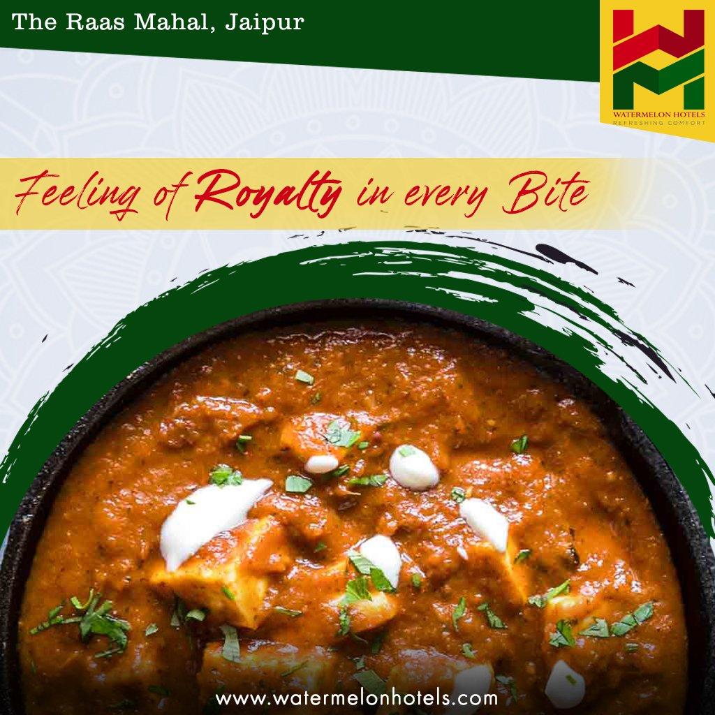 Cure your #weekday blues with authentic taste of Rajasthani cuisine at The Raas Mahal. #jaipur #jaipurtalks #jaipurfoodie #jaipurfoodbloggers #theraasmahal #travelfoodlove #foodtalkindia #traveldiaries #fooddiaries #jaipurfoodlovers #nomnom #tuesday #paneerrecipes #indiancuisine