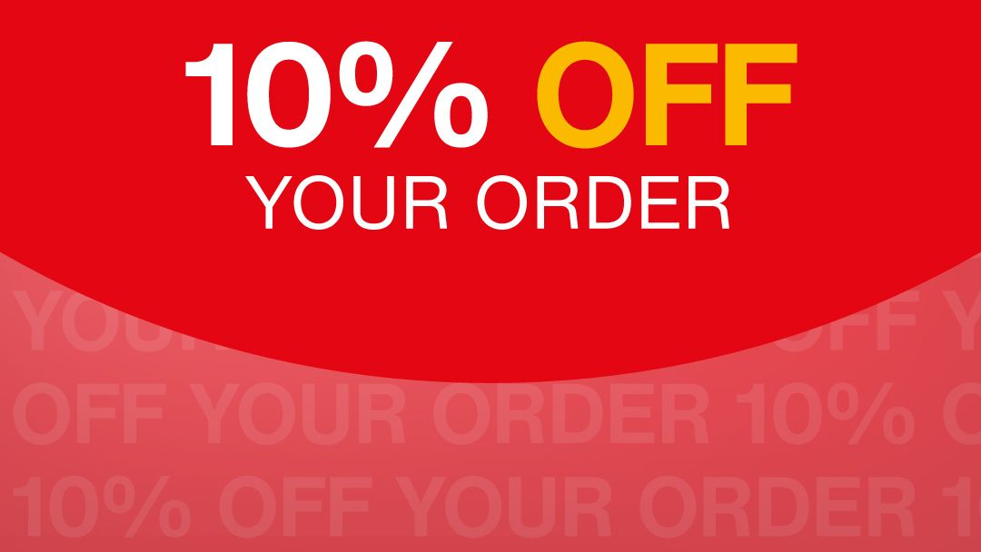 We're treating you to 10% OFF your order: https://bit.ly/2phY6hc  Save on your jewellery making essentials by using the code SAVE10.  This offer is only available until midnight (GMT), Friday 24th January.  Exclusions apply: https://bit.ly/2TPPcIa