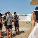 Image for the Tweet beginning: #SLAR @Ceibos_Rugby confirmó dos partidos