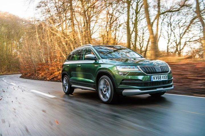 Cruise through the week in space and style inside the #SKODA #Karoq!! #Follow the link to #book your test #drive  #NP #RT #FF #NEWS #Travel #Design #相互フォロー #Cars