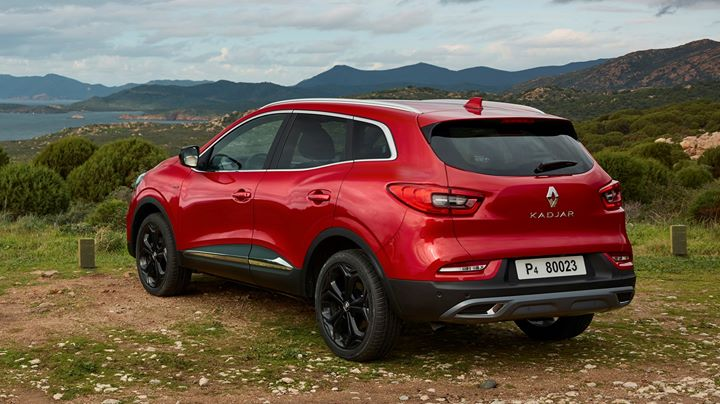 Every angle is a good angle for the new #Renault #Kadjar! #Follow the link to #book your test #drive  #NP #RT #FF #NEWS #Travel #Design #相互フォロー #Cars