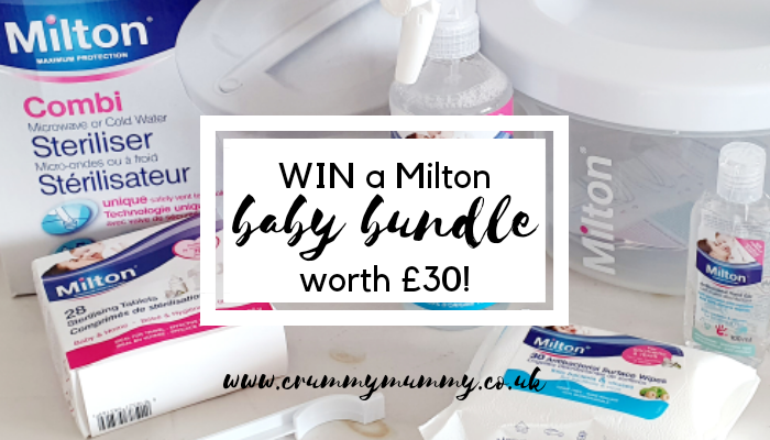 *Ends midnight tomorrow!* There's just 24 hours left to enter our #competition to #win a @Milton_baby bundle worth £30 - all the details are over on the blog! 👶  #prize #giveaway