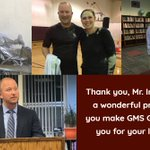 Image for the Tweet beginning: Virginia School Principal Appreciation Week!