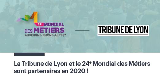 Tribune de Lyon est partenaire du Mondial des Métiers : suivez le guide d'avenir ! 🤝🚀  #MDM2020 #métiers #formation #orientation #partenaires #emploi https://t.co/VcAZntT6o6