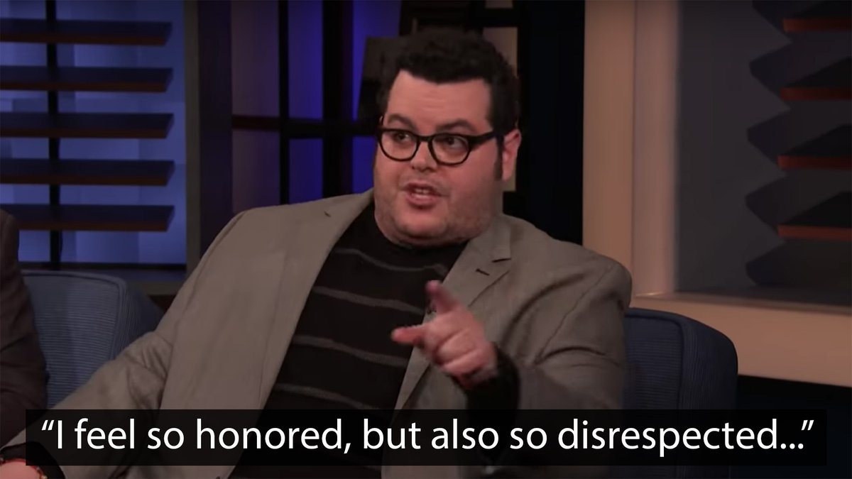 Josh Gad picked the absolute worst day to visit the 'Star Wars: The Rise of Skywalker' set