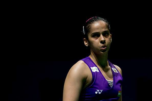 Saina Nehwal drops down by 6 spots to be World No. 17 in latest rankings.  She has never been ranked so low in last 10 years.  In her last 10 tournaments, she has been eliminated 6 times in 1st round.   PS: She will be in action in #ThailandMastersSuper300 starting from tomorrow<br>http://pic.twitter.com/n0mkFwIvIc