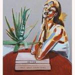 Image for the Tweet beginning: #ArtworkOfTheDay. Marcelina Amelia | 'Detox'