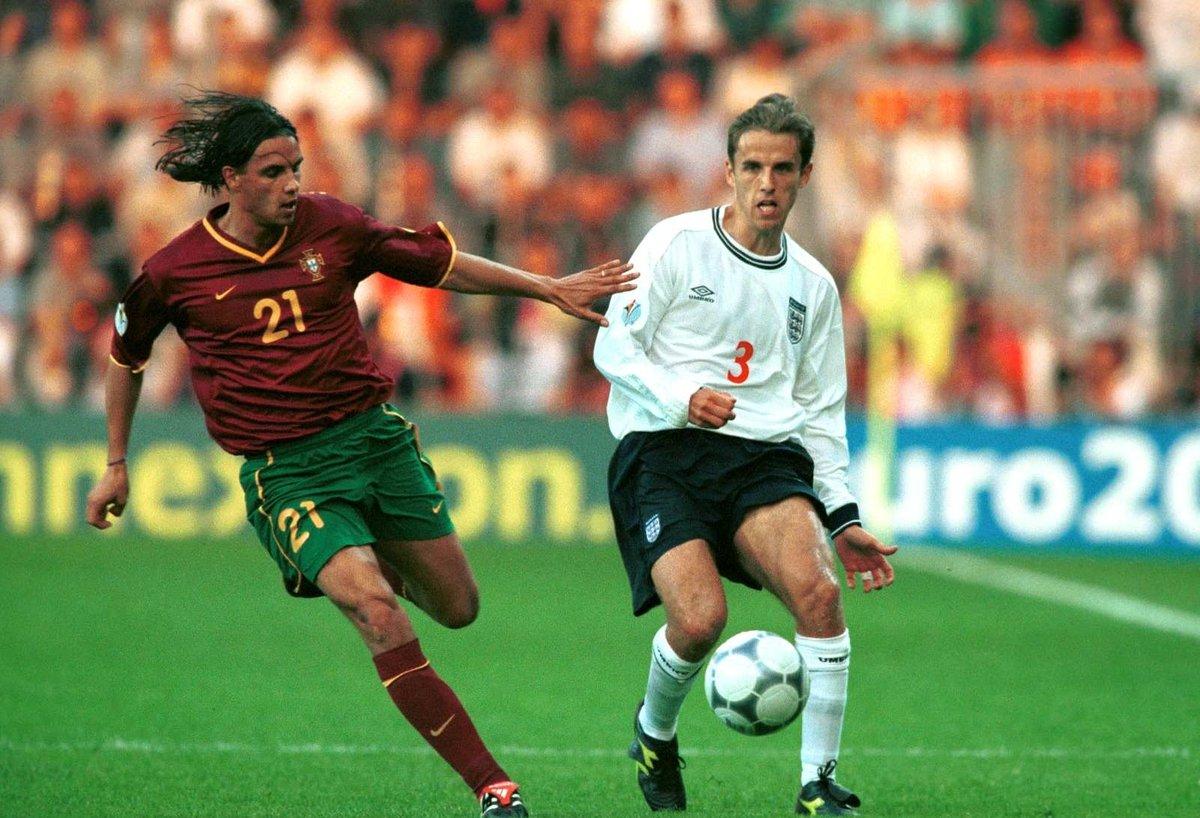 🏴 #HBD Phil Neville 🥳🎂 #EURO2020