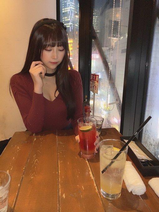 グラビアアイドル真島なおみのTwitter自撮りエロ画像6