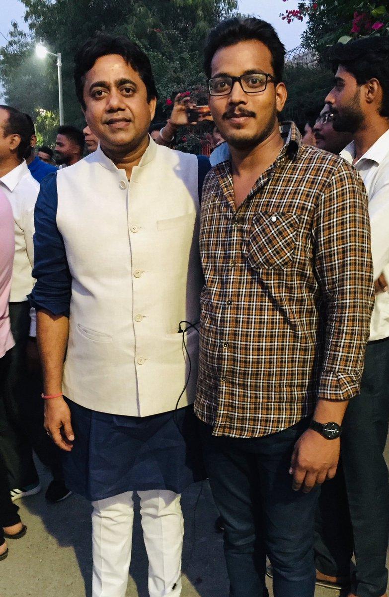 Congratulations & Best wishes to State President of @BJYM Delhi @SunilYadavBJP ji on being selected as @BJP4Delhi candidate for New Delhi Assembly Constituency.  #VoteForBJP #VoteForModi on 08th February 2020 pic.twitter.com/leJjeMIM2K