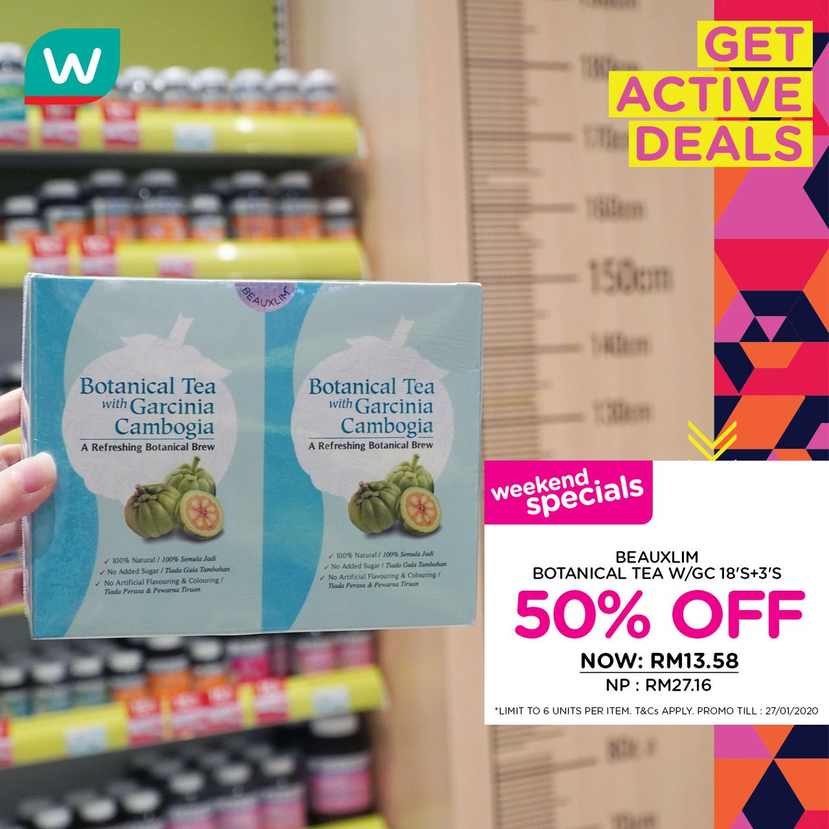 Watsons Malaysia On Twitter Up To 30 On These Healthcare