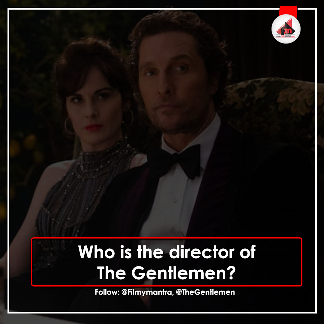 #ContestAlert   Q4. Who is the director of The Gentlemen? #TheGentlemenWithFilmymantra #ContestAlertIndia #contests #ContestIndia #PVRPicturesRelease https://t.co/eQk9a0vWCJ