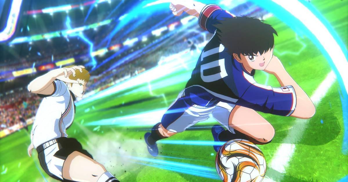 Captain Tsubasa Foto