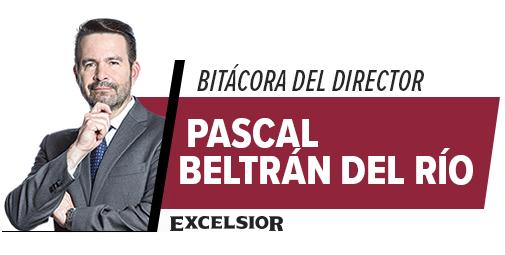 Pascal Beltrán del Río (@beltrandelrio) escribe: De flautas y fusiles.  http://bit.ly/2G8Jl8Z