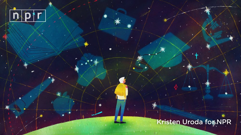 Have you been thinking about going back to college?Maybe you're looking to change jobs, increase your earning potential or finish something you started.Whatever your motivations, let us help you help yourself! 📝🎓https://n.pr/2RGhpP2 @npr_ed @ElissaNadworny