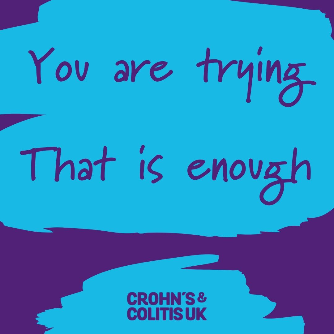 #TuesdayThoughts: You are trying, that is enough.  <br>http://pic.twitter.com/pVoR40pBzw