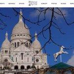 Image for the Tweet beginning: Découvrez le tout nouveau site