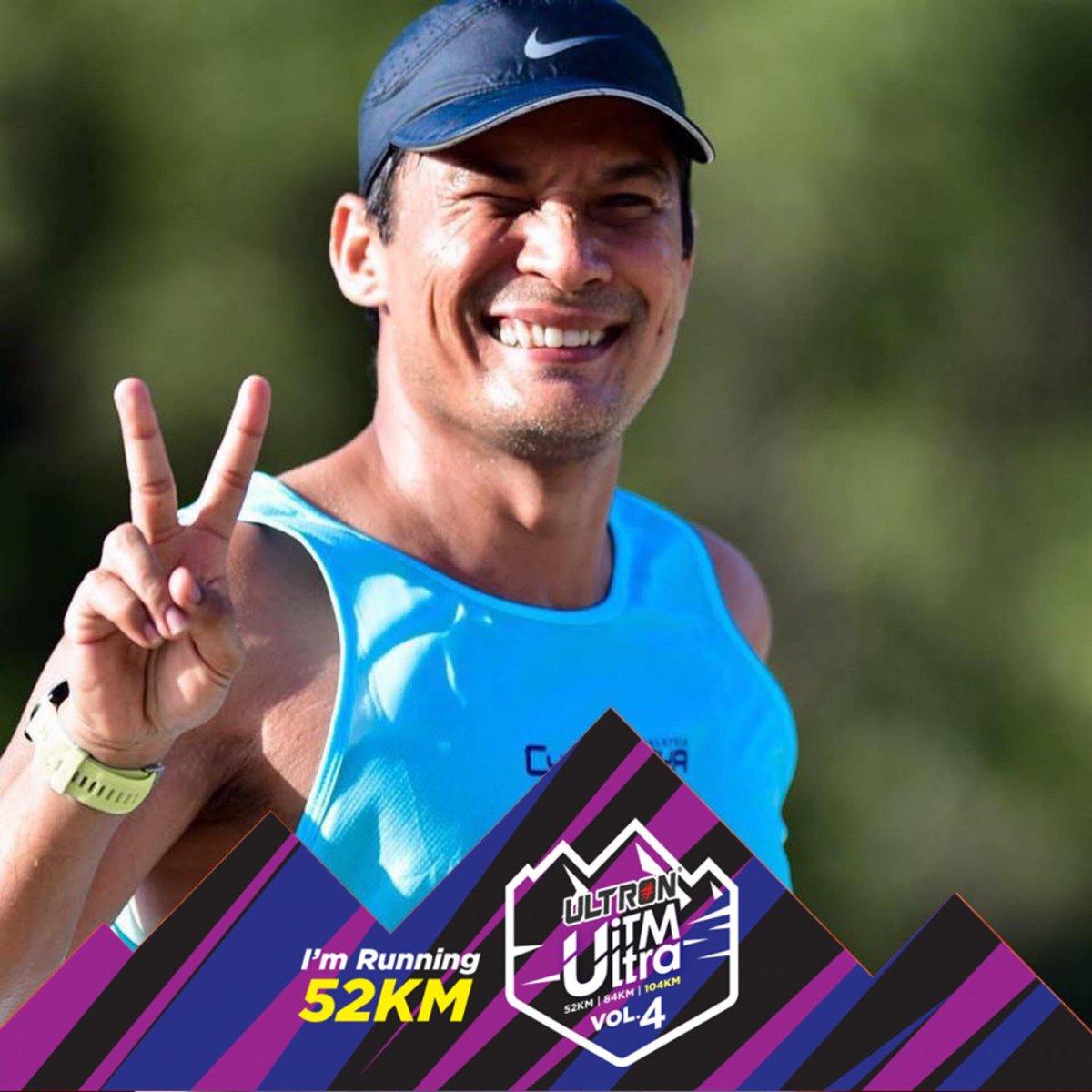 2 weeks to go to my 52km ultra marathon race! <br>http://pic.twitter.com/V4B996NKDo