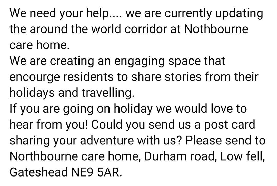 Northbourne Twitter post