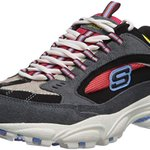 Image for the Tweet beginning: Skechers Men's Stamina Cutback Trainers