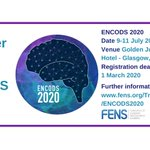 Image for the Tweet beginning: RT @FENSorg: #ENCODS2020 will take